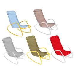 1/6 Rocking Chair Deck Sand Beach Lounge for 12inch Phicen H
