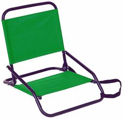 1 Pack of Stansport Sandpiper Sand Chair, Forest Green, New,