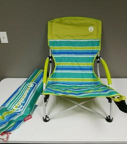 Coleman 2000019265 Foldable Beach Chair - Citrus