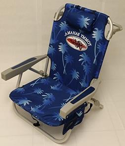 Tommy Bahama 2015 Backpack Cooler Chair with Storage Pouch a