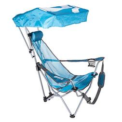 Kelsyus Backpack Beach Canopy Chair, Teal