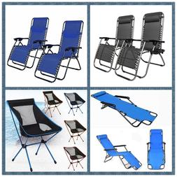 Backpack Beach Chair Folding Portable Chair Black Solid Cons