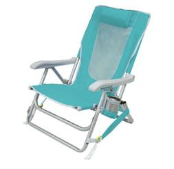 GCI Outdoor Backpack Beach Chair, Seafoam