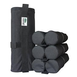 Eurmax Weight Bags for Pop up Canopy Outdoor Shelter,Instant