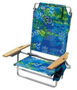 Rio Beach Big Kahuna Extra Large Folding Beach Chair - Baja