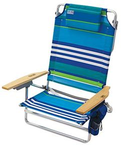 Rio Beach Big Kahuna Extra Large Folding Beach Chair - More