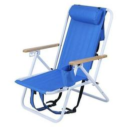 Beach Chair Folding Portable Chair Solid Construction Campin