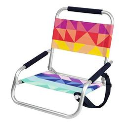 Sunnylife Small Beach Folding Chair for Lounging in the Sand