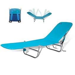 copa Beach Lounger Backpack Chair
