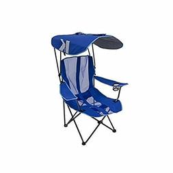 Beach Umbrella Chair Folding Canopy Cup Holder Picnic Seat O