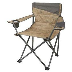 Coleman Big N Tall Quad Camping Outdoor Fully Cushioned Beac
