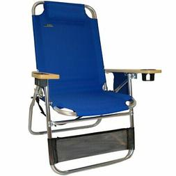 Copa Big Papa 4 Position 17 inch Seat Height Aluminum Beach