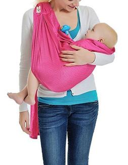 Cuby Breathable Baby Carrier Mesh Fabric, Ideal for Summers/