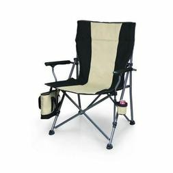 ONIVA - a Picnic Time Brand Big Bear XXL Camp Chair, Black