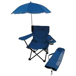 Kids Camp Chair, Light Blue