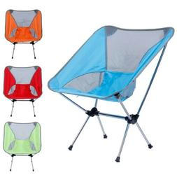 camping chair folding beach chairs collapsible lightweight