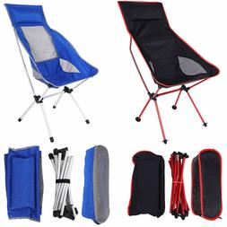 Camping Chair Folding Beach Chairs Collapsible Lightweight P