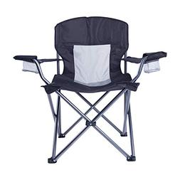 LCH Outdoor Camping Chair Oversized Support 300lbs Folding P