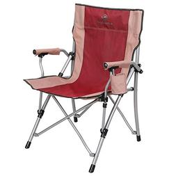 ALPHA CAMP Camping Chairs Oversized Support 300 lbs Ergonomi