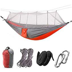 Metacrafter Camping Hammock Tent with Mosquito Net for Singl