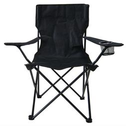 Camping Picnic Chair Compact Steel  Folding Beach Camp Outdo