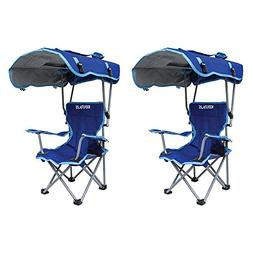 Kelsyus Kids Original Canopy Folding Backpack Lounge Chair