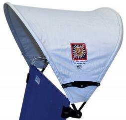 Canopy Shade for Beach Chairs - Eliminates need for an Clamp