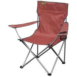 Quik Chair Portable Folding Chair with Arm Rest Cup Holder a