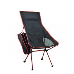 Chairs Case Lounge Patio Folding Lightweight Outdoor Yard Be