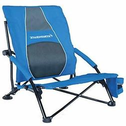 Chairs STRONGBACK Low Gravity Beach Heavy Duty Portable Camp