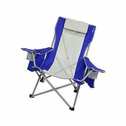 Kijaro Coast Folding Beach Sling Chair with Cooler