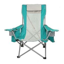 Kijaro Coast Beach Sling Chair, Ionian Turquoise