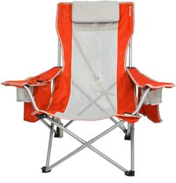 Kijaro Coast Beach Sling Chair Fiji Sunset Orange