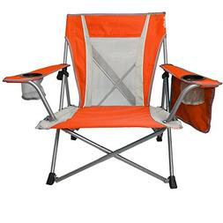 Kijaro Coast Dual Lock Wave Chair, Fiji Sunset Orange