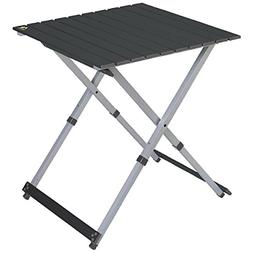 outdoor compact folding camping table 25 inch
