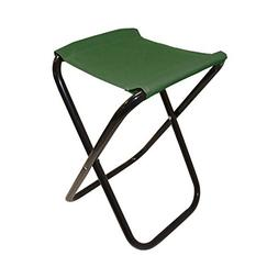 ALEKO CS02GR Outdoor Foldable Camping Chair Fishing Stool Po