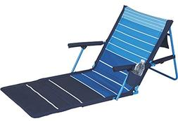 Lightspeed Outdoors Deluxe Beach Chair Lounger