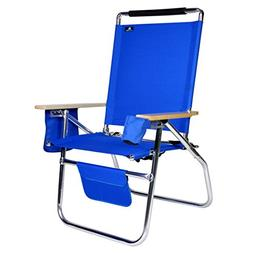 Deluxe 17 inch High Seat Aluminum Beach Chair