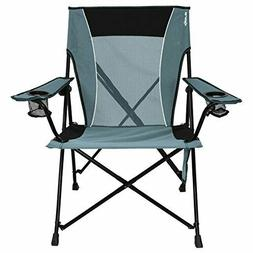 Dual Lock Chair, Cayman Blue Iguana