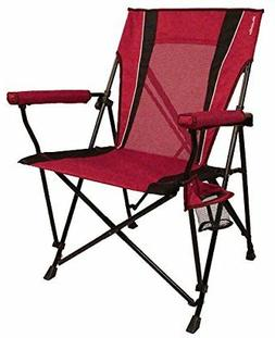 Kijaro Dual Lock Hard Arm Portable Camping and Sports Chair