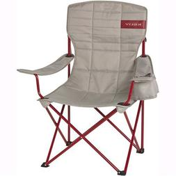 Kelty Essential Camp Chair - Tundra/Chili Pepper