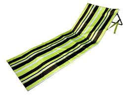Extra Thick Portable Beach Mat Lounge Chair and Tote by Bo T