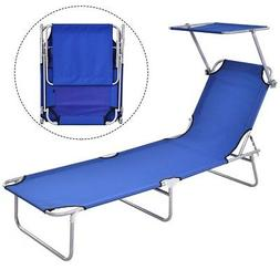 foldable outdoor relax chaise lounge beach chair