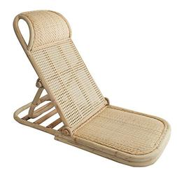 Wild In Bloom, folding beach chair, beach chair, rattan beac