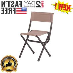 Folding Camping Chair Portable Outdoor Travel Fishing Beach