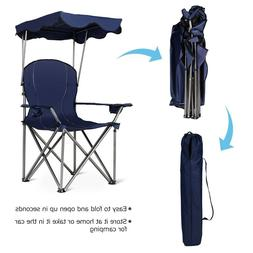 Folding Chair Beach Chairs Lightweight Camping Portable Carr