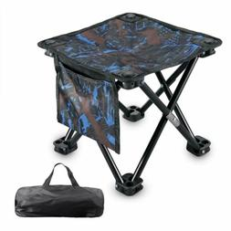 Folding Chair Outdoor Travel Fishing Camping Beach Stool Por