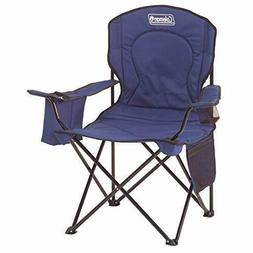 Folding Chair with 4 Can Cooler Portable Camping Outdoor Sea