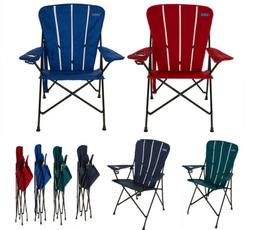 Glitzhome Folding Fishing Camping Chairs Seats Beach Picnic