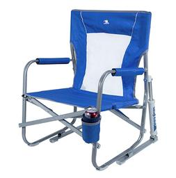 Folding Low Rocking Chair - GCI Outdoor Waterside Beach Rock